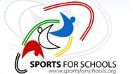 Sports for Schools accreditation logo
